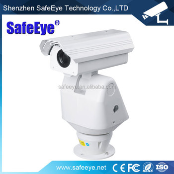 Common & Body Temperature Detection Network Thermal imaging camera Support solar power supply