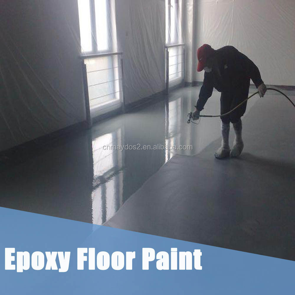 Maydos solvent free epoxy warehouse coating for floor price