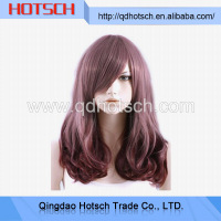 Wholesale alibaba newest half wig clip in hair extensions