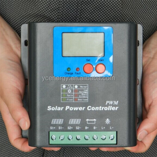 48V 50A PWM Solar Charge Controller for solar home power system