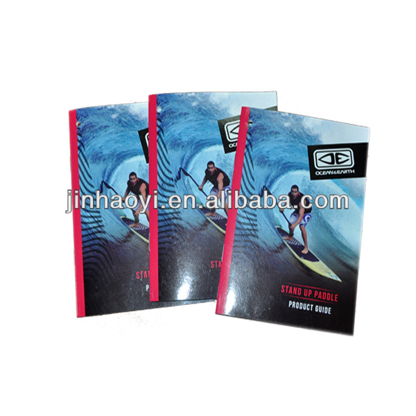 Printing Colorful Brochure Booklets Small Size Pamphlet Label Flyer