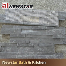 Newstar black culture roofing slate stone for decoration