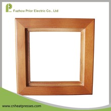 Prior High Quality Pine Board Sublimation Wooden Photo Frame For Sublimation Ceramic Tile