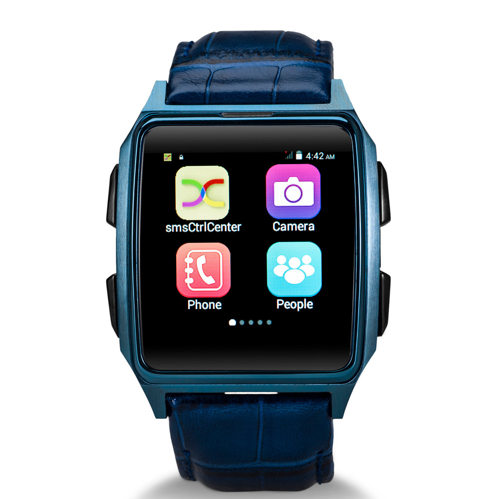 X2 MTK 6580 3G android bluetooth smartwatch touch screen kid gps xiaomi smart watch 2015