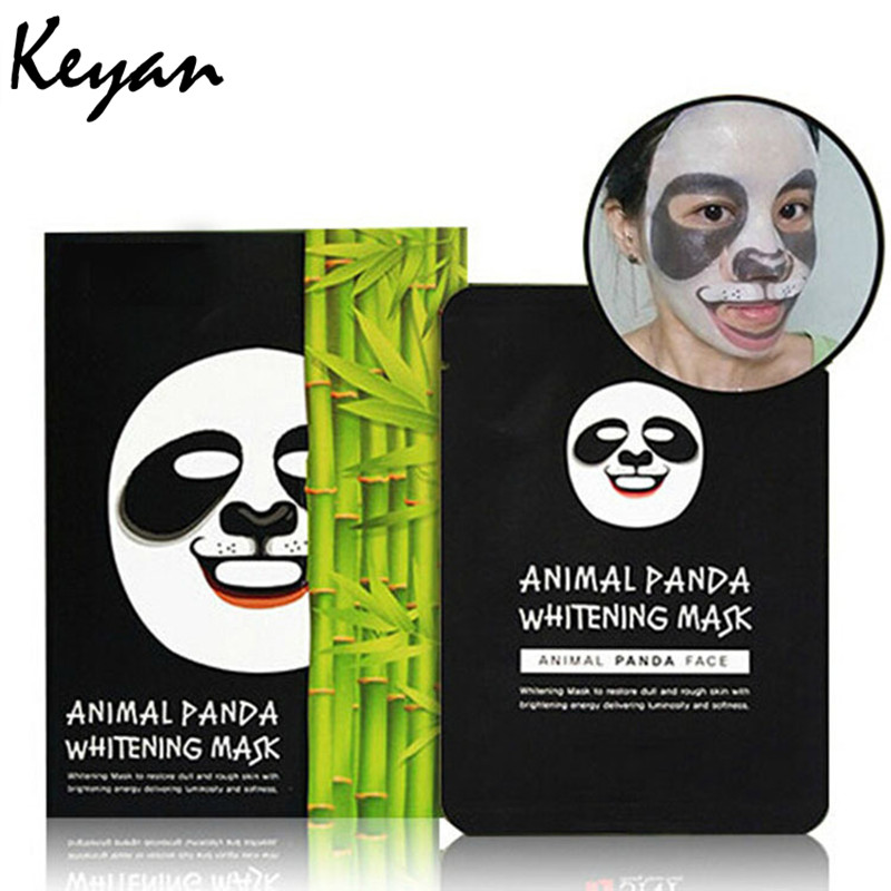Animal Face Mask with Design Real Skincare Mask