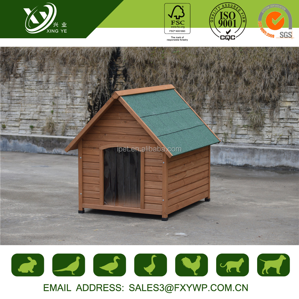 High quality unique design dog house malaysia for garden use