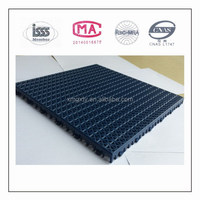 High quality Sports Floor PP material for basketball court, volleyball court.