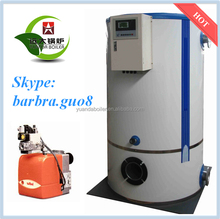 diesel oil biodiesel fired industrial steam generators for shrink tunnels price