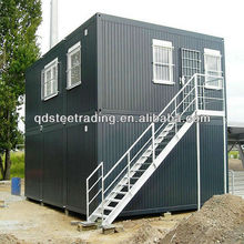 well decorated container house