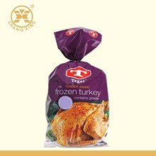 Aseptic Plastic Bag for Frozen Chicken/Turkey Packaging