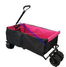 Collapsible Foldable Utility Cart Beach Wagon