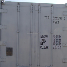 second hand container renewed 40 reefer unit