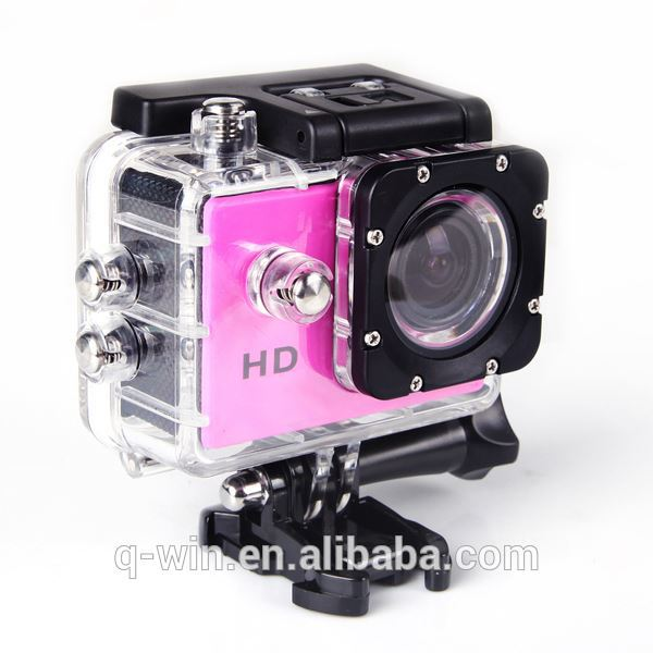 "Brand New 2"" SDV-105 720P Action Camera 1080P HD Sports DV"