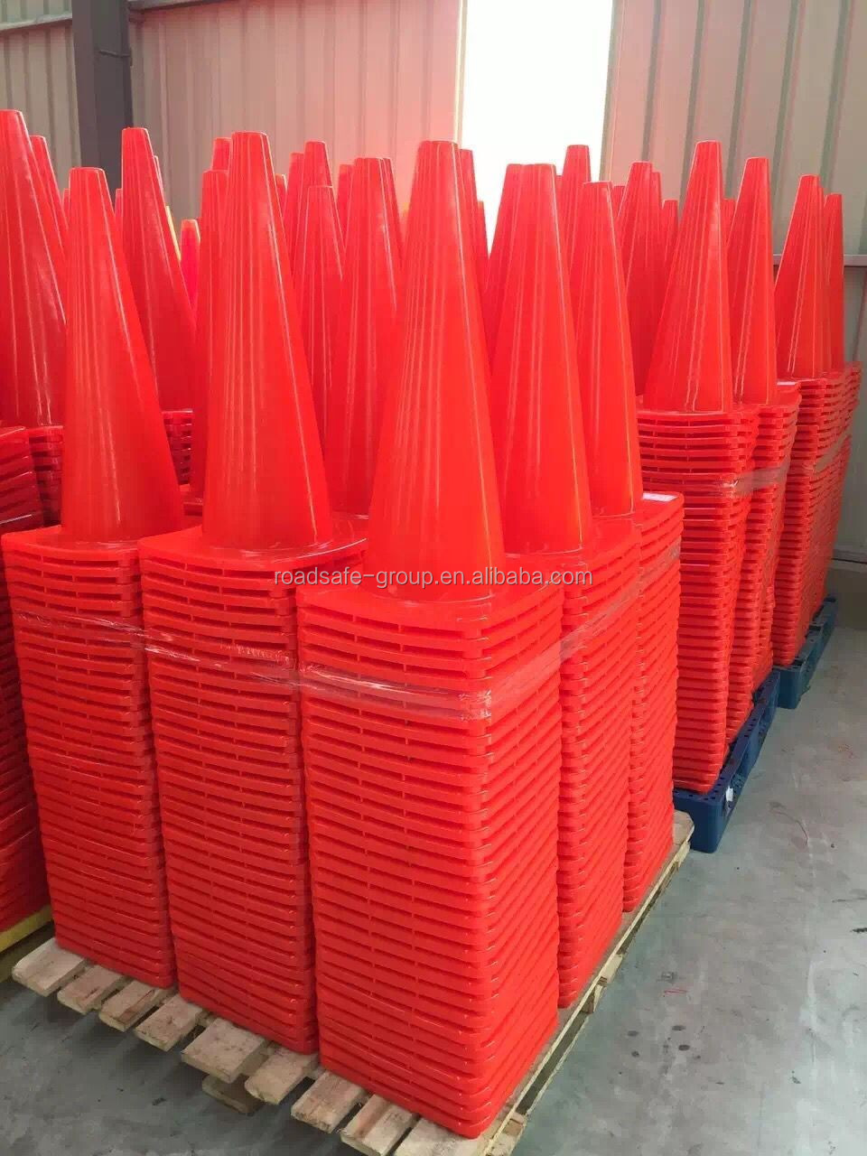 "28"" 36'' PVC used traffic cone road safety cones"