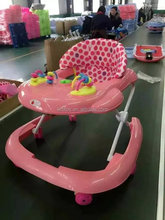 Factory direct sale baby walker with toys, baby walker fo 8-18 months