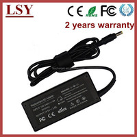 Factory wholesale for hp laptop ac adapter 18.5V 3.5A 65W yellow tip