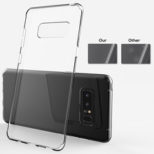Good sale ultrathin transparent tpu mobile phone case