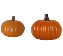 2018 new arrivals halloween artificial pumpkins to decorate plastic pu foam craft pumpkin