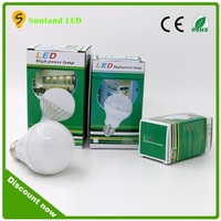CE ROHS approved 3w 5w 7w 9w 12w led bulb light e27 new business ideas 2016 china import items decor for home