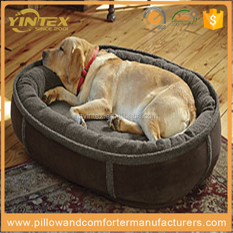 Latest Style High Quality cute dog beds cheap pet beds for large dogs
