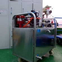 Portable Wwater Tank Hydraulic Pressure Pipe Testing Equipments