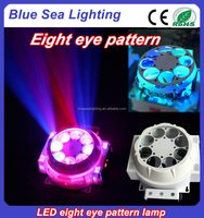 8x3w Led Gobo Rotate stage light for Disco Ballroom KTV Bar Stage Club Party Wedding