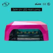 High Quality Led Lamp 12w Uv Gel Nail Light Dryer