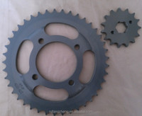 FXD125 motorcycle chain and sprocket kits