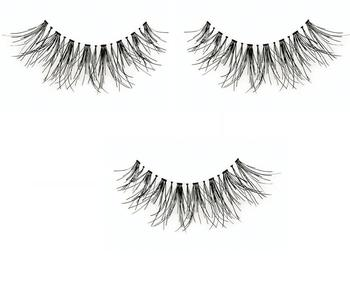 nature hair false eyelash