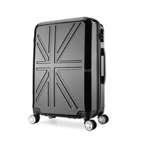 Abs Standard Size Trolley Hard Shell Case Travel Bag And Luggage Set