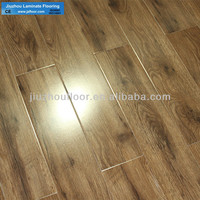 12mm Double Click Distressed HDF Laminate Flooring