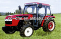 4WD 404 Farm tractor, tractors with from China Dongfeng with 40hp for sale