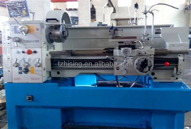 horizontal lathe with gap bed for sale, conventional Lathe, universal Lathe
