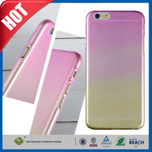 C&T Sublimation Transparent PC Case Hard Back Protective Cover for iphone 6