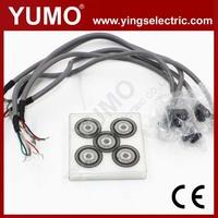 HKT3009 optical rotary encoder 9mm hollow shaft diameter 5V DC supply voltage motor encoder