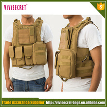 Cheap Military Vest Airsoft Combat Tactical Safety Vest For Army