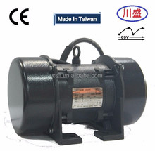 4 pole 1800RPM/1500RPM 3 PH 375W External Vibrator Motor