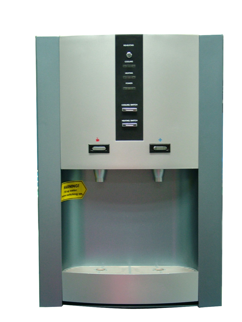 desktop hot water dispenser specification
