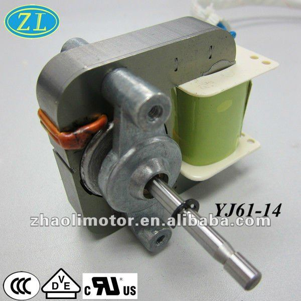 120v 60Hz high rpm induction ac motor for humidifer, oven, fan heater