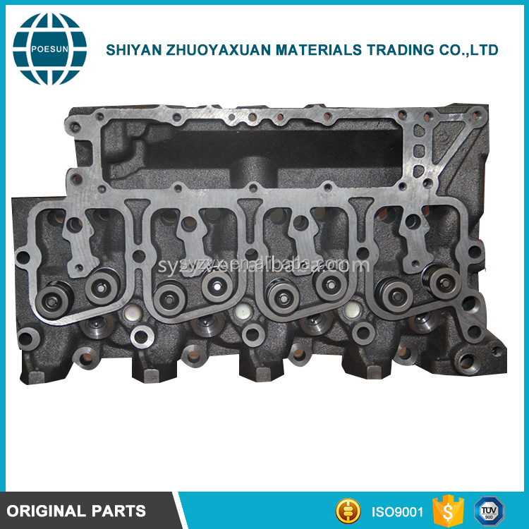 Low Price Guaranteed Quality truck cylinder head 3920005