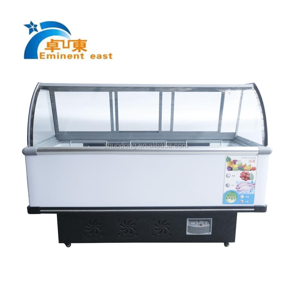 Attrayant BC 220 Subzero Cooler Display Freezer For ...