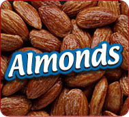 Mid Size Bags - Almonds