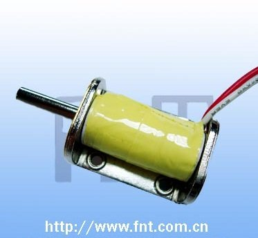 S302013-10S Low Cost Pull/Push Solenoid