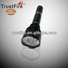 2013 TrustFire J19 camping military equipment 3x U.S. CREE XM-L 2 Led torches and flashlight 4100 lumens lamps battery powered