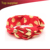 New arrival design 2017 baby girls wholesale Gold Polka Dot headband