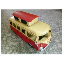 Wholesale Metal vintage model car for business birthday gifts restaurant decoration