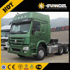 Tractor truck 6*4 (Not Flat Top) truck tractor,international tractor truck head for sale