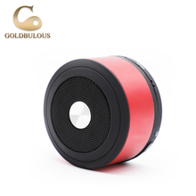 Best Selling Goldbulous Mini Bluetooth Speaker Bass Stereo Sound Wireless Portable Music Player Supoort TF Card AUX LINE