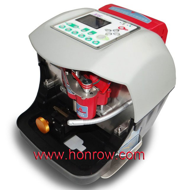 2014 New Champion hot sale Automatic X6/V8 car duplicate key making machine