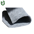 Solid reputation car auto upper trunk rear load tray floor carpet non woven fabrics